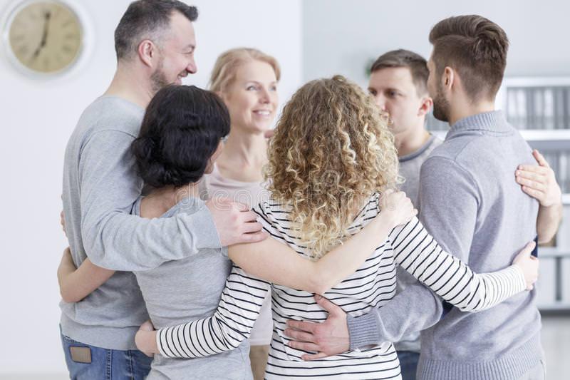 групповая терапия в Октябрьске